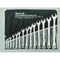 HAND TOOL - 14pcs Combination Wrench set