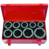 HAND TOOL - Impact Socket - Deep & Short Socket Set