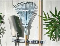 園藝工具夾/工具夾/掃把夾/手工具收納架