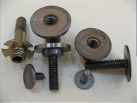 Metallic Accessories For The Rubber Industry