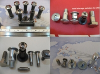 Cens.com Binder Post & Screw Sets YU SHAN INDUSTRIAL CO., LTD.