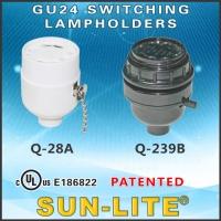 GU24 Switching Lampholder