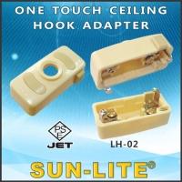 One Touch Ceiling Hook Adapter