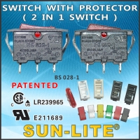 Switch With Protector ( 2 In 1 Switch )