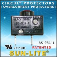 过载保护器 ( 电路保护与辅助开关 )