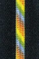 The color make-up Zipper(Nylon)
