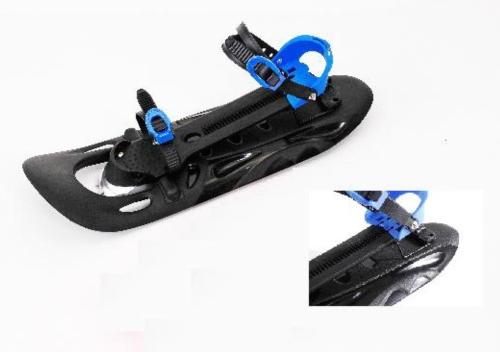 可調式塑膠雪鞋