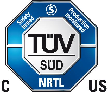 NRTL Mark | TUV SUD ASIA LTD. TAIWAN BRANCH | CENS.com