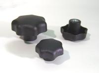 星型旋钮-螺母(塑胶旋钮,紧固旋钮,把手)