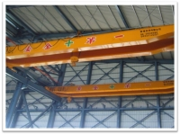10、20 tons two-girder top-running hoist (box-type)