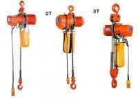 Taiwan-made Electric chain hoist (0.5-3~ton)