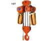 Taiwan-made Electric chain hoist (10~ton)