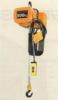 Japanese electric chain hoist(0.5~5-ton)