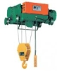 Taiwan-made Electric single-track steel-cable hoist (2~?-ton)