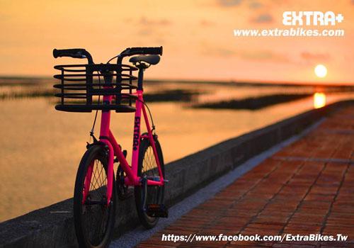 Extra Mini Tender Bike Smiling Elements International