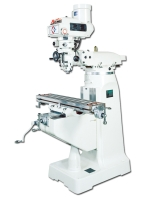 Super Precision Vertical Turret Milling Machine