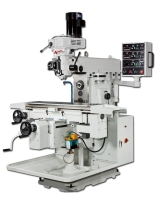 Vertical & Horizontal Milling Machine