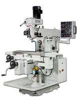 Vertical & Horizontal Milling Machine