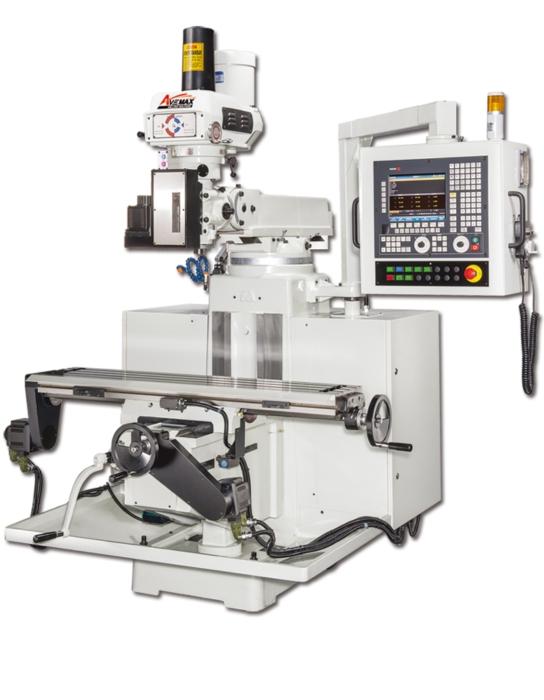 CNC Turret Milling Machine