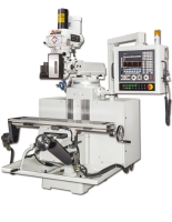 CNC Turret Milling Machine