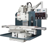 Bed Type Milling Machine (with horizontal spindle)