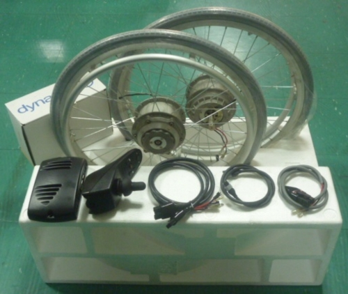 Power Wheelchair Kit