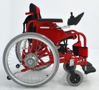 电动轮椅车