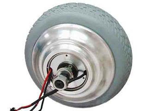 滑板车用含胎轮圈马达