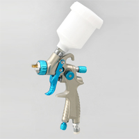 Low Volume Low Pressure High Adhesion Detail Gun