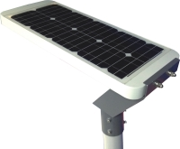 一体化太阳能LED庭园灯