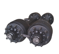 Suspension System For Trailer Chassis