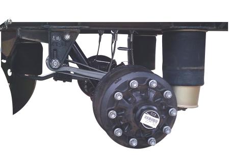 拖车用悬吊系统
