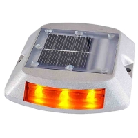 H-932 Solar Powered Aluminum Road Marker