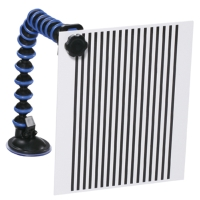 PDR COLOR STRIPED BOARD-WHITE