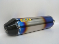 手工烧钛330L+碳纤维鲤鱼嘴