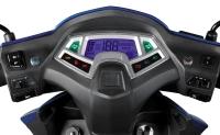电动车特色七    LCD仪表板