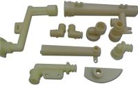 电解水机外殻与零件