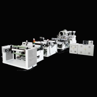 Automatic 3 Layers Cast Film Making Machines