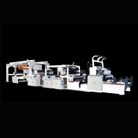 Disposable Paper Tableware Lamination Machine