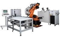 Formed-in-Place Foam Gasket Forming & Sealing Machine