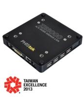 AV over Ethernet Adaptor