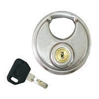 Stainless Steel Disk Lock