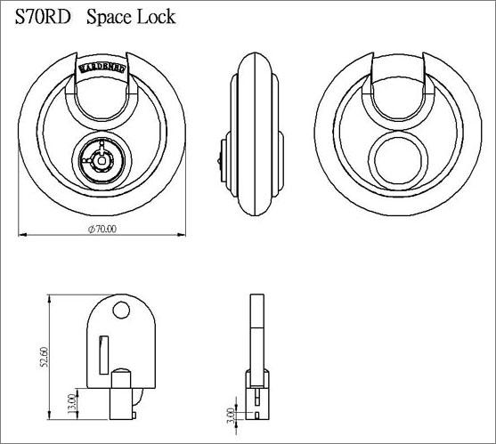 Space Lock