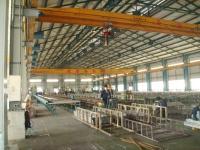 Factory buildings