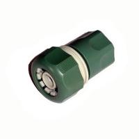 Plastic hose repair connector