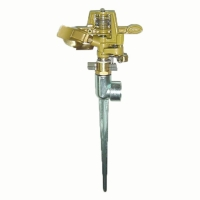 Zinc / Brass pulsating sprinkler