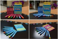 Cens.com Colored Crayons MIKE HUNG PRODUCTS CO., LTD.