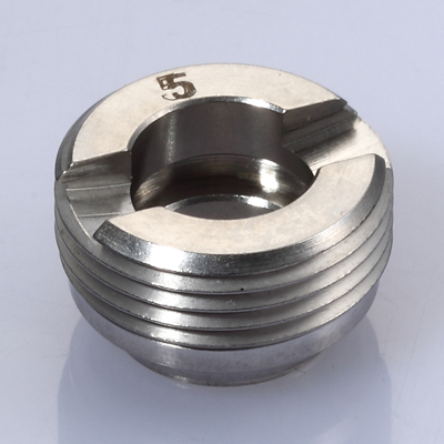 CNC processed kovar parts