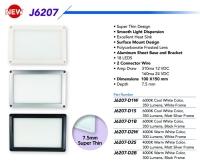 4×6 Led Flat Panel Light Series