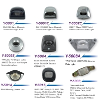 Cens.com License Plate Light Series J MARK TECHNOLOGY CO., LTD.